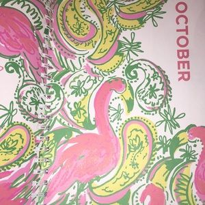 Lilly Pulitzer Other - Lilly Pulitzer Planner